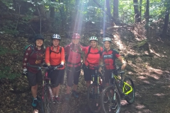 Sportfreundin - MTB Fahrtechniktraining in Homburg - Ladies Only