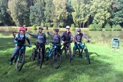 Sportfreundin - MTB Fahrtechnikkurs in Homburg