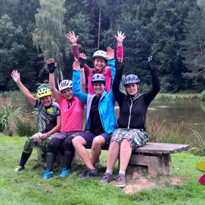MTB Fahrtechniktraining Ladies Only - Homburg / Saarland
